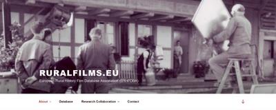 Neue europäische Meta-Datenbank: Rural Films