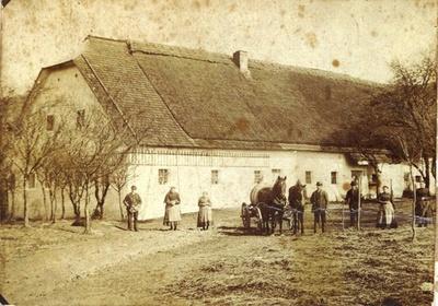 Tschechinnen und Tschechen in Hürm