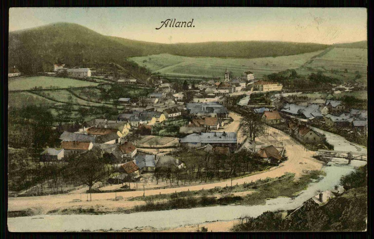 Geschichte der Agrargemeinschaft der Urhausbesitzer in Alland (Niederösterreich)