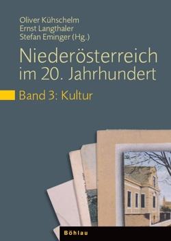 Niederösterreich im 20. Jahrhundert, Bd. 3: Kultur (2008)