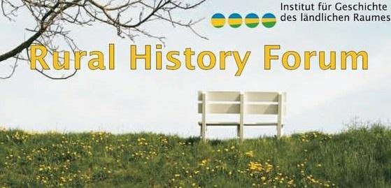 Rural History Forum mit Ulrich Schwarz-Gräber und Brigitte Semanek