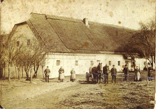 Czechs in Hürm